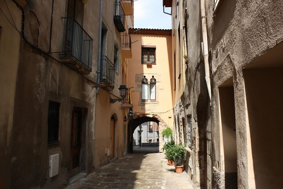 Carrer de Sant Joan. Foto: Encos