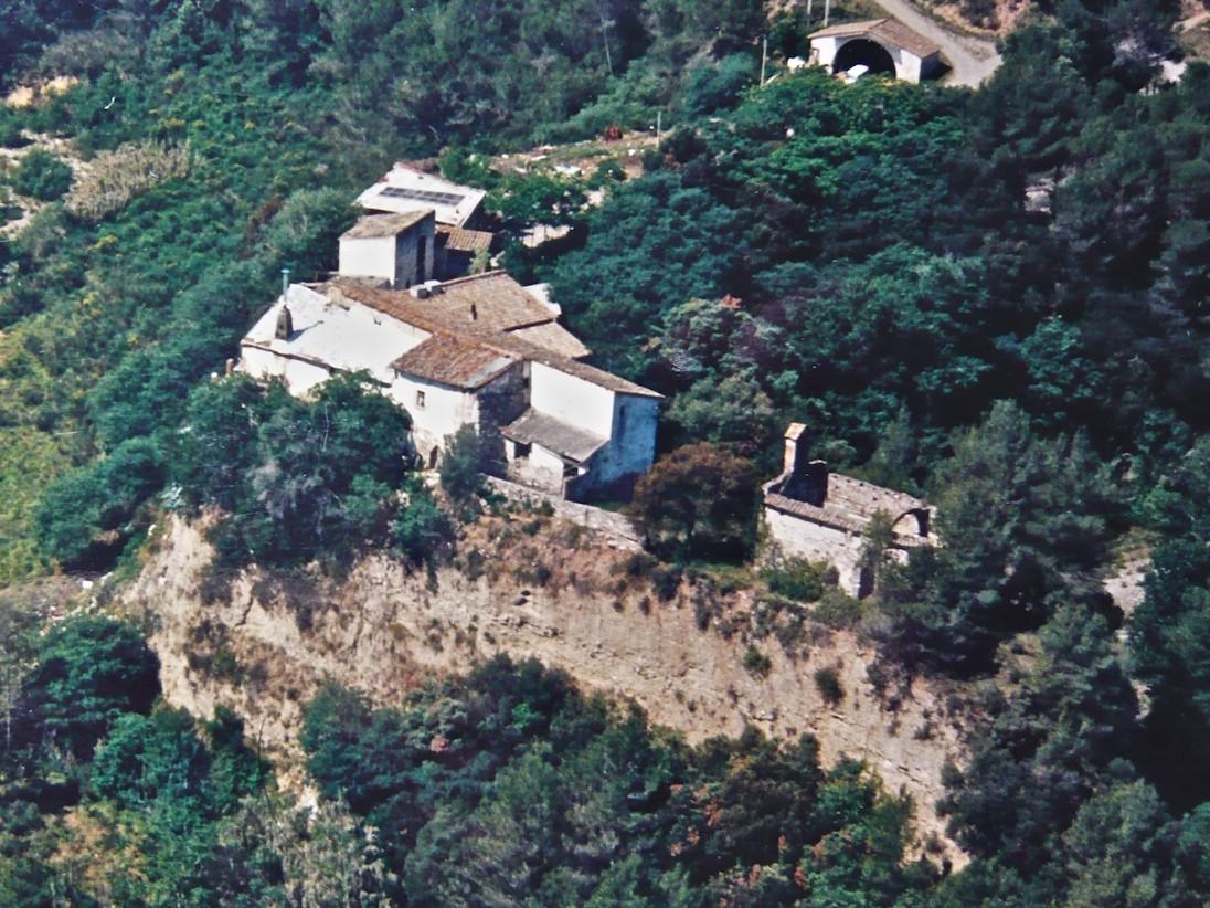Ruta de las tres ermitas turisme d 39 olesa - Tiempo olesa de montserrat ...