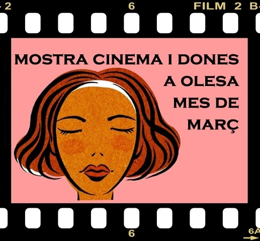 "Cartell Mostra ""Cinema i Dones"""